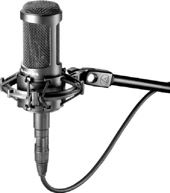 Audio Technica AT203 condenser microphone review