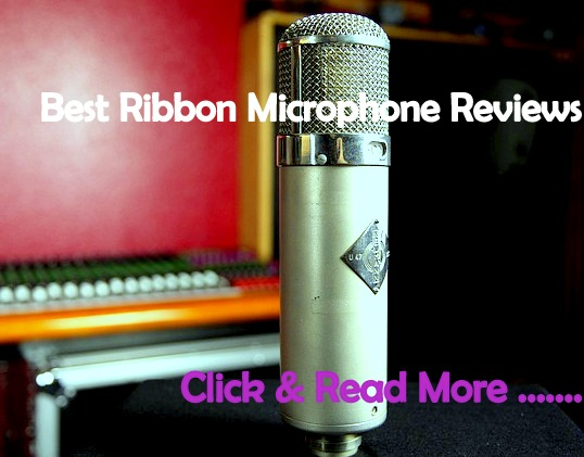 Best Ribbbon mic reviews