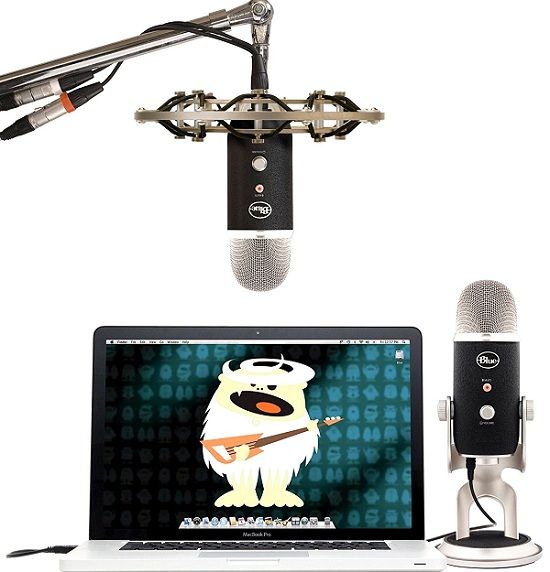 Blue Yeti Pro USB Condenser Microphone review