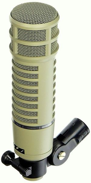 Electro Voice RE-20 Cardioid Microphone review