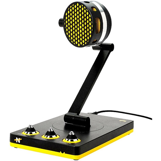 NEAT Bumblebee Desktop USB Microphone Review