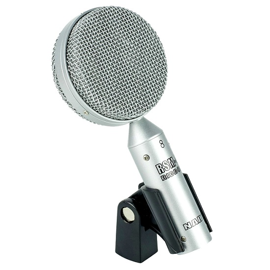 Nady RSM-4 Unique Style Ribbon Microphone review