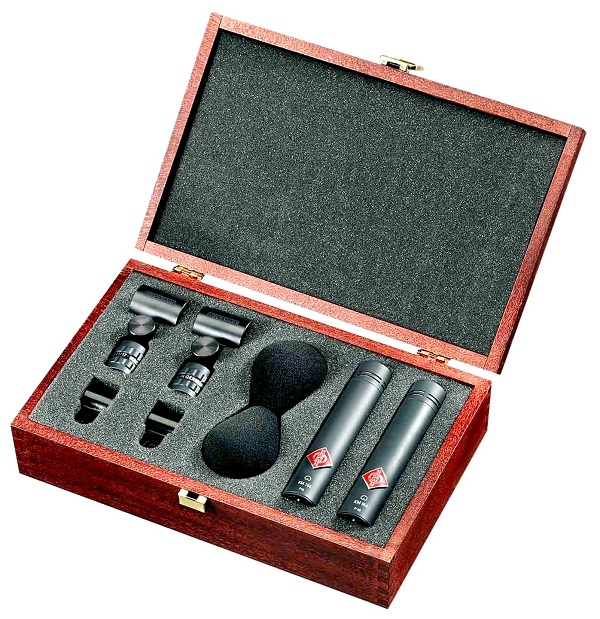 Neumann SKM 184 MT Stereo Set Review