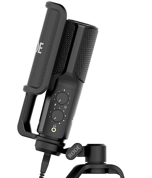 Rode NT-USB Condenser Microphone review