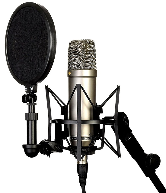 Rode NT1A Condenser Microphone review