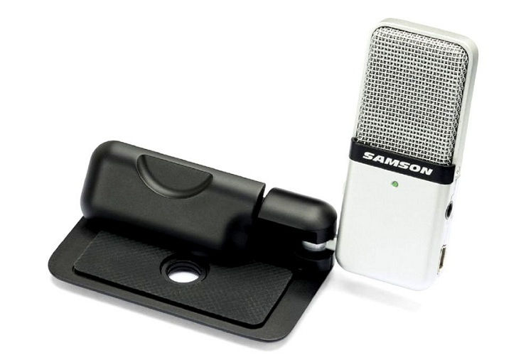 Samson Go Mic Portable USB Condenser Microphone Review