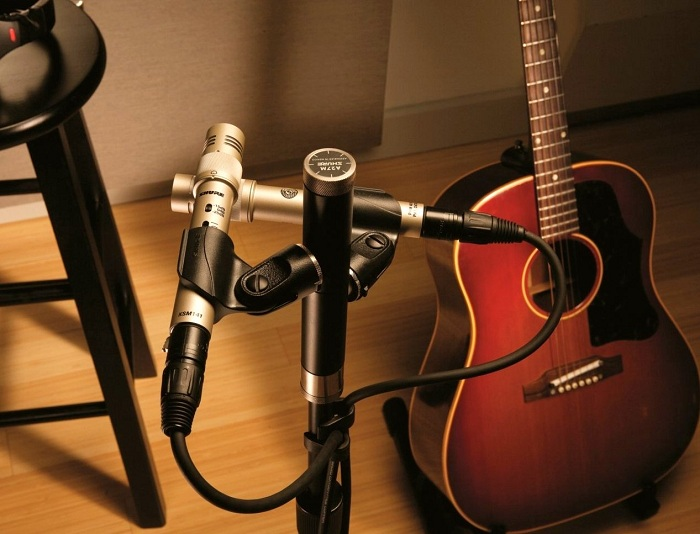 Shure Condenser Microphone Review