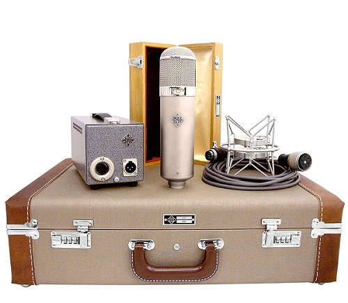 Telefunken U47 Tube Condenser Microphone Review
