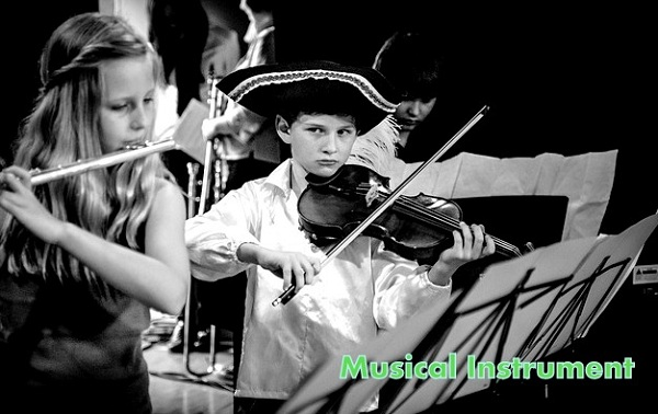 Best result with various Musical Instruments