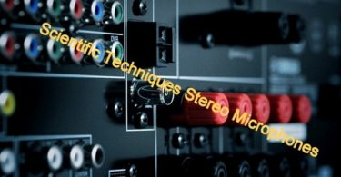 Scientific Techniques Stereo Microphones for spacing and